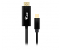 Silver Monkey Kabel USB-C - HDMI 1.4 1,8 m - 553343 - zdjęcie 1