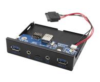 i-tec Panel przedni (USB-C, USB 3.0, audio) - 627822 - zdjęcie 1