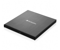 Verbatim Slimline  X6 ULTRA HD 4K USB-C 3.1 - 631472 - zdjęcie 1