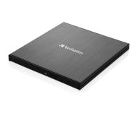 Verbatim Slimline X6 USB 3.0 + BLU-RAY - 631473 - zdjęcie 1