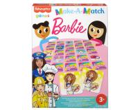 Fisher-Price Memory dla dzieci Barbie - 1015754 - zdjęcie 1