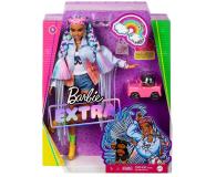 Barbie Fashionistas Extra Moda Lalka z akcesoriami - 1015897 - zdjęcie 7