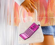 Barbie Fashionistas Extra Moda Lalka z akcesoriami - 1015897 - zdjęcie 5