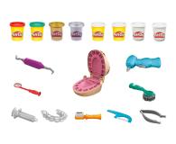 Play-Doh Dentysta nowy zestaw - 1014941 - zdjęcie 2