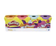 Play-Doh Tuby 4-pak sweet - 1014952 - zdjęcie 2