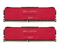 Crucial 16GB (2x8GB) 3200MHz CL16 Ballistix Red - 624970 - zdjęcie 1