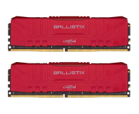Crucial 16GB (2x8GB) 3000MHz CL15 Ballistix Red