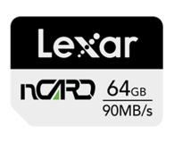 Lexar 64GB nCARD NM for Huawei® phones 90MB/s - 628585 - zdjęcie 1