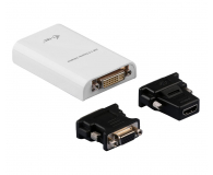 i-tec Display Video Adapter Advance DVI, HDMI, VGA - 604120 - zdjęcie 1