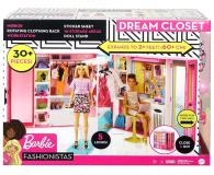 Barbie Wymarzona szafa - 1015714 - zdjęcie 1