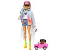 Barbie Fashionistas Extra Moda Lalka z akcesoriami - 1015897 - zdjęcie 1