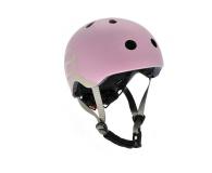 Scoot & Ride Kask Ochronny XXS-S dla dzieci 1-5lat Rose - 580279 - zdjęcie 1