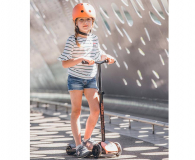 Scoot & Ride Highwaykick 5 LED Hulajnoga balansowa 5+ Peach - 1017196 - zdjęcie 6