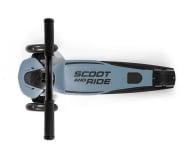 Scoot & Ride Highwaykick 5 LED Hulajnoga balansowa 5+ Steel - 1017194 - zdjęcie 4