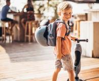 Scoot & Ride Plecak na hulajnogę dla dzieci 1-5 lat Steel - 1017222 - zdjęcie 5