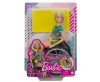 Barbie Fashionistas Lalka na wózku - 1017482 - zdjęcie 5