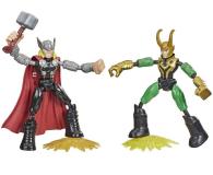 Hasbro Avengers Bend and Flex Thor vs Loki - 1015925 - zdjęcie 1