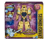 Hasbro Transformers Cyberverse Battle Call Trooper Bumblebe - 1015930 - zdjęcie 3