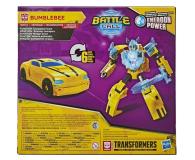 Hasbro Transformers Cyberverse Battle Call Trooper Bumblebe - 1015930 - zdjęcie 4