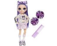 Rainbow High Cheer Doll - Violet Willow (Purple) - 1014497 - zdjęcie 1