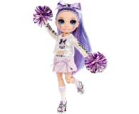 Rainbow High Cheer Doll - Violet Willow (Purple) - 1014497 - zdjęcie 2