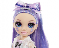 Rainbow High Cheer Doll - Violet Willow (Purple) - 1014497 - zdjęcie 3