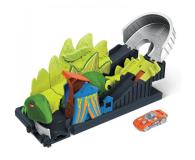 Hot Wheels Dino Coaster Zestaw z pojazdem szturmowym - 1018072 - zdjęcie 1