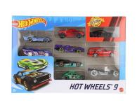 Hot Wheels Zestaw samochodzików 9-cio pak - 1018189 - zdjęcie 4