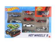 Hot Wheels Zestaw samochodzików 9-cio pak - 1018189 - zdjęcie 5