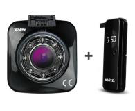 "Xblitz GO SE FullHD/2""/170 + Alkomat Xblitz Unlimited  - 647159 - zdjęcie 1"