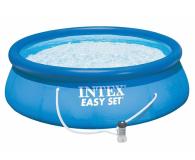 INTEX INTEX Basen EASY SET 244 x 61 cm + pompa - 1016958 - zdjęcie 1