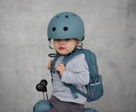 Scoot & Ride Kask Ochronny XXS-S dla dzieci 1-5 lat Steel - 580280 - zdjęcie 3