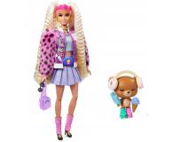 Barbie Fashionistas Extra Moda Lalka z akcesoriami - 1019254 - zdjęcie 1