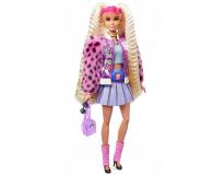 Barbie Fashionistas Extra Moda Lalka z akcesoriami - 1019254 - zdjęcie 2