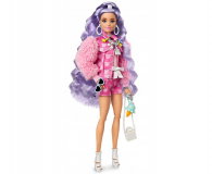 Barbie Fashionistas Extra Moda Lalka z akcesoriami - 1019250 - zdjęcie 2