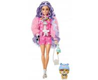Barbie Fashionistas Extra Moda Lalka z akcesoriami - 1019250 - zdjęcie 1