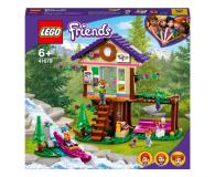 LEGO Friends 41679 Leśny domek - 1019979 - zdjęcie 1