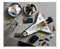 LEGO Creator Expert 10283 Wahadłowiec Discovery NASA - 1021959 - zdjęcie 5