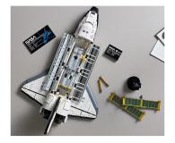LEGO Creator Expert 10283 Wahadłowiec Discovery NASA - 1021959 - zdjęcie 6