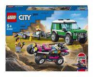 LEGO City 60288 Transporter łazika wyścigowego - 1013023 - zdjęcie 1