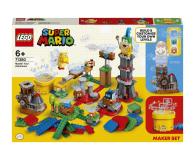 LEGO Super Mario 71380 Mistrzowskie przygody - zestaw  - 1012982 - zdjęcie 1