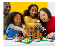 LEGO Super Mario 71380 Mistrzowskie przygody - zestaw  - 1012982 - zdjęcie 2