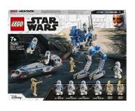 LEGO Star Wars 75280 Żołnierze-klony z 501. legionu - 579120 - zdjęcie 1