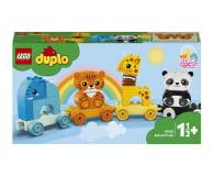 LEGO DUPLO 10955 Pociąg ze zwierzątkami - 1012699 - zdjęcie 1