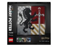 LEGO Art 31201 Harry Potter Herby Hogwartu - 1012708 - zdjęcie 1