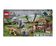 LEGO Jurassic World 75941 Indominus Rex kontra ankyloza - 562902 - zdjęcie 1