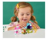 LEGO Friends 41396 Plac zabaw dla piesków - 532733 - zdjęcie 3