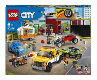 LEGO City 60258 Warsztat tuningowy - 532610 - zdjęcie 1