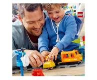 LEGO DUPLO 10875 Pociąg towarowy - 432468 - zdjęcie 2