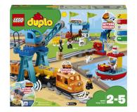 LEGO DUPLO 10875 Pociąg towarowy - 432468 - zdjęcie 1